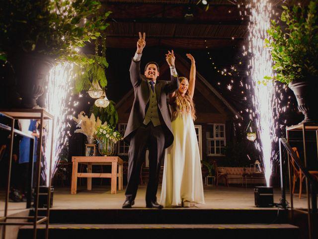 El matrimonio de Anto y Benja en Machalí, Cachapoal 40