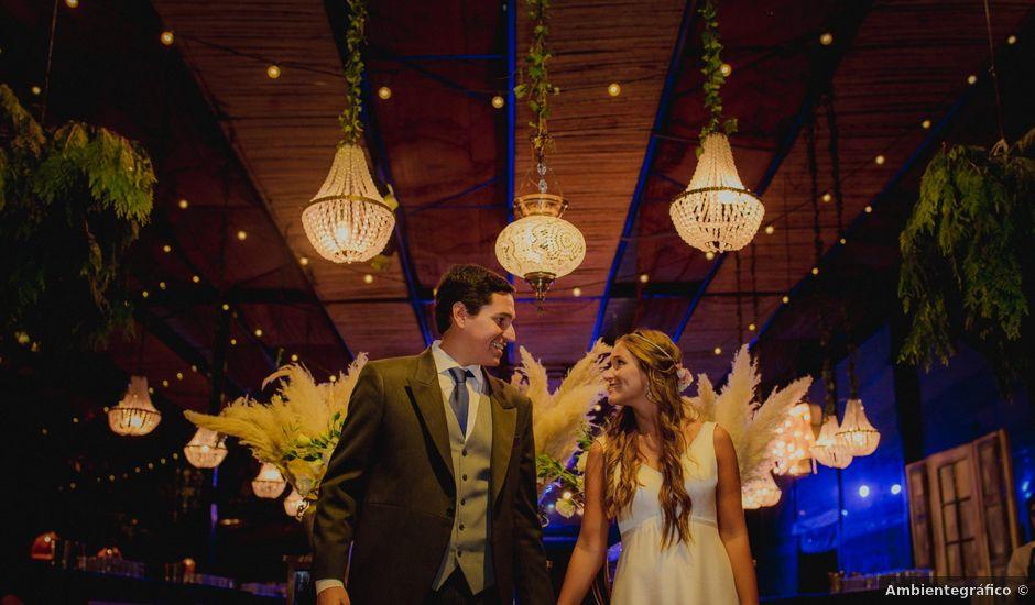 El matrimonio de Anto y Benja en Machalí, Cachapoal