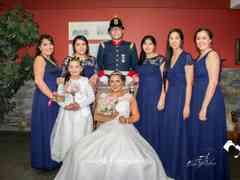 El matrimonio de Gabriela Molina  y Alejandro Quezada  1