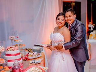 El matrimonio de Jemina y Iván