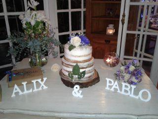 El matrimonio de Alix y Pablo 2