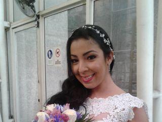 El matrimonio de Alix y Pablo 3