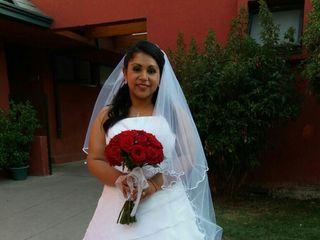 El matrimonio de Karen y Valerio 2