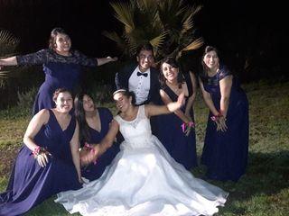 El matrimonio de Gabriela Molina  y Alejandro Quezada  2