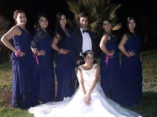 El matrimonio de Gabriela Molina  y Alejandro Quezada  3