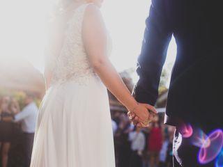El matrimonio de Inge y David 2