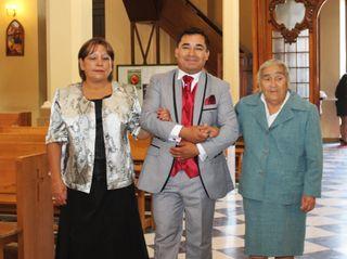 El matrimonio de Sandra y Dario 2