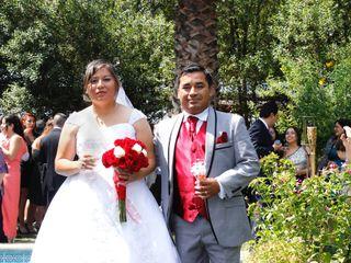 El matrimonio de Sandra y Dario