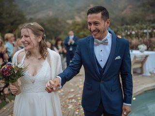 El matrimonio de Anna y Patricio