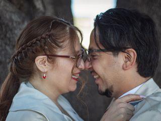El matrimonio de Andrés y Alejandra