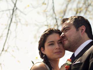 El matrimonio de Nathaly y Carlos