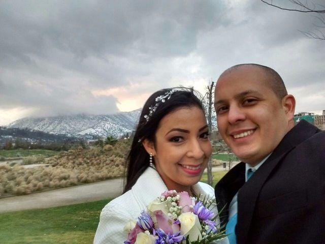 El matrimonio de Alix y Pablo