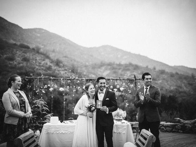 El matrimonio de Patricio y Anna en Olmué, Quillota 13