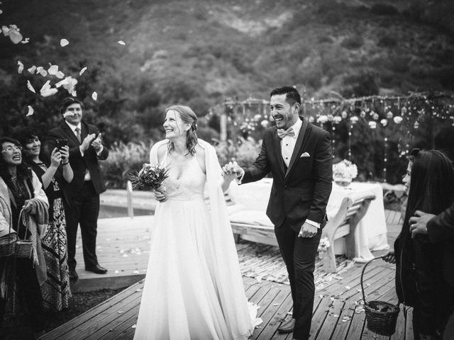 El matrimonio de Patricio y Anna en Olmué, Quillota 17