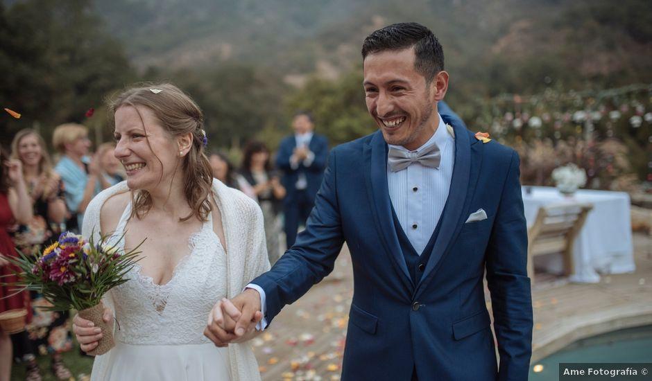 El matrimonio de Patricio y Anna en Olmué, Quillota