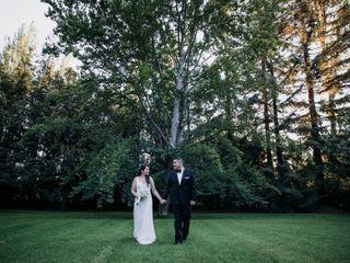 El matrimonio de Alejandra y Juan
