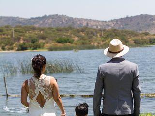 El matrimonio de Yazmin y Hugo 2