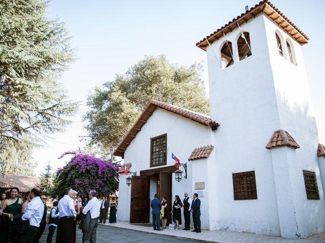 El matrimonio de Juan y Alejandra en Graneros, Cachapoal 20