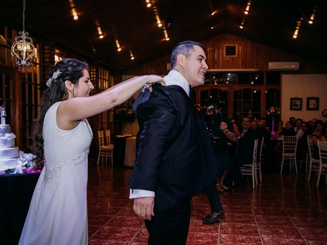 El matrimonio de Juan y Alejandra en Graneros, Cachapoal 63