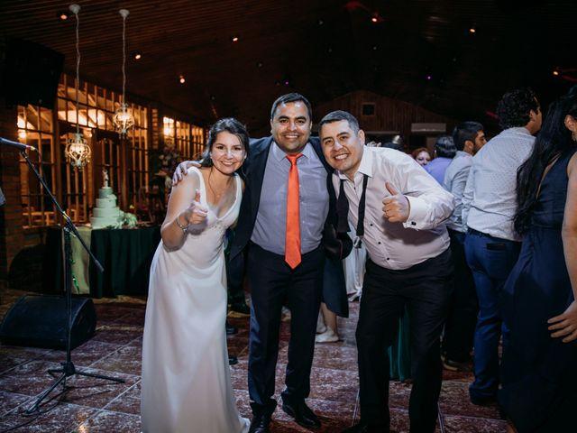 El matrimonio de Juan y Alejandra en Graneros, Cachapoal 76