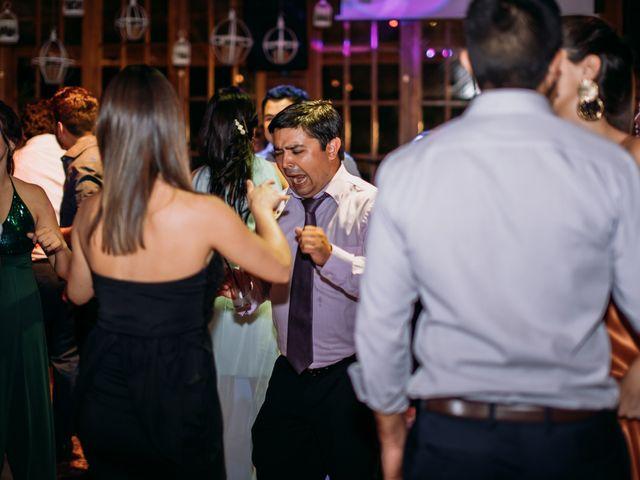 El matrimonio de Juan y Alejandra en Graneros, Cachapoal 79