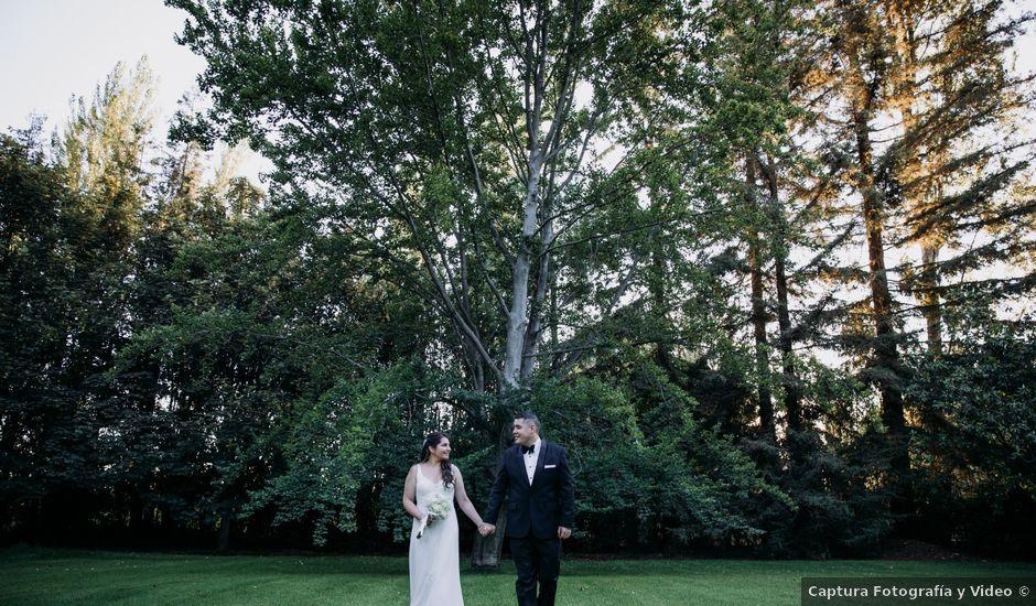 El matrimonio de Juan y Alejandra en Graneros, Cachapoal