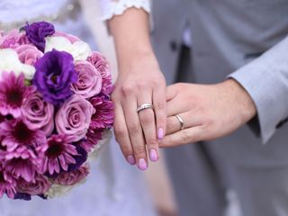 El matrimonio de Barbara y Bastian 3