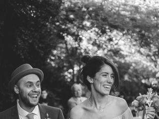 El matrimonio de Belén y Alex