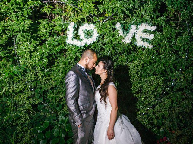 El matrimonio de Merilyn  y Luis