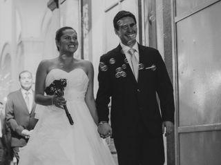 El matrimonio de Ange y Gonzalo