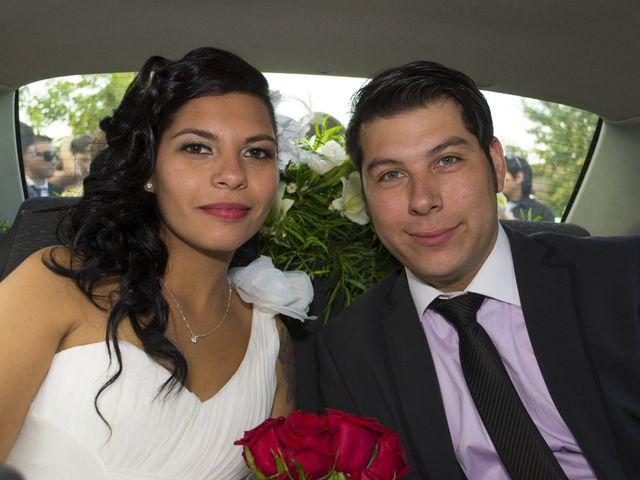El matrimonio de Debora y Oscar