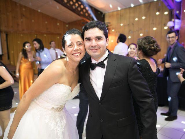 El matrimonio de Leslie y Juan