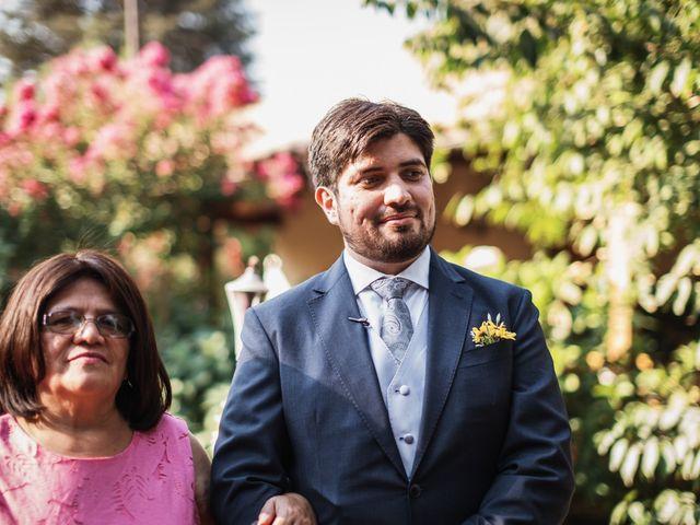 El matrimonio de Pamela y Félix en Graneros, Cachapoal 14