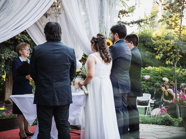 El matrimonio de Pamela y Félix en Graneros, Cachapoal 19