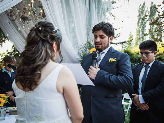 El matrimonio de Pamela y Félix en Graneros, Cachapoal 21