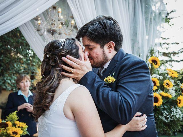 El matrimonio de Pamela y Félix en Graneros, Cachapoal 23