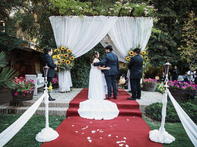El matrimonio de Pamela y Félix en Graneros, Cachapoal 24