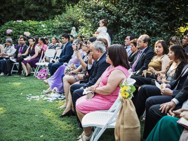 El matrimonio de Pamela y Félix en Graneros, Cachapoal 25
