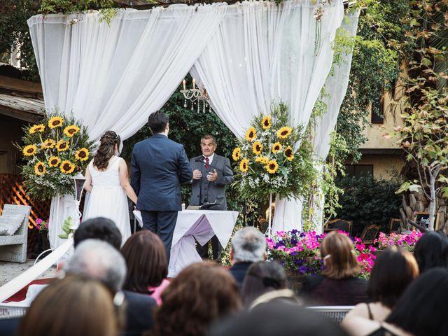 El matrimonio de Pamela y Félix en Graneros, Cachapoal 27