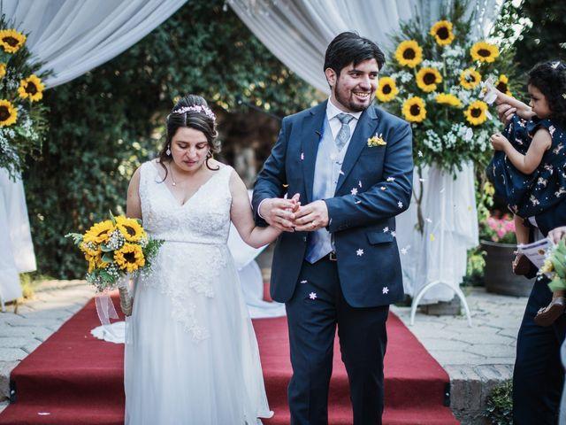 El matrimonio de Pamela y Félix en Graneros, Cachapoal 28