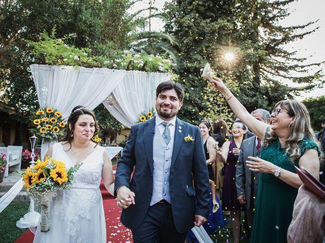 El matrimonio de Pamela y Félix en Graneros, Cachapoal 29