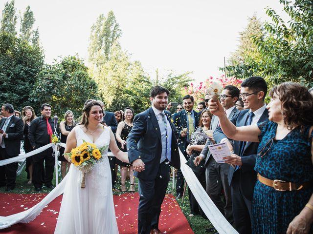 El matrimonio de Pamela y Félix en Graneros, Cachapoal 30