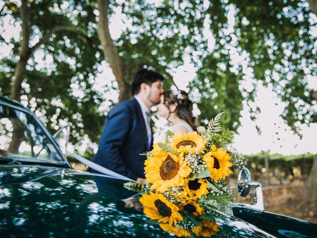 El matrimonio de Pamela y Félix en Graneros, Cachapoal 34