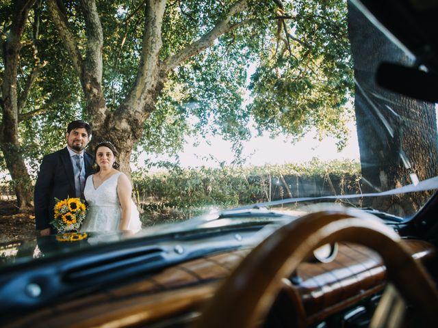 El matrimonio de Pamela y Félix en Graneros, Cachapoal 36