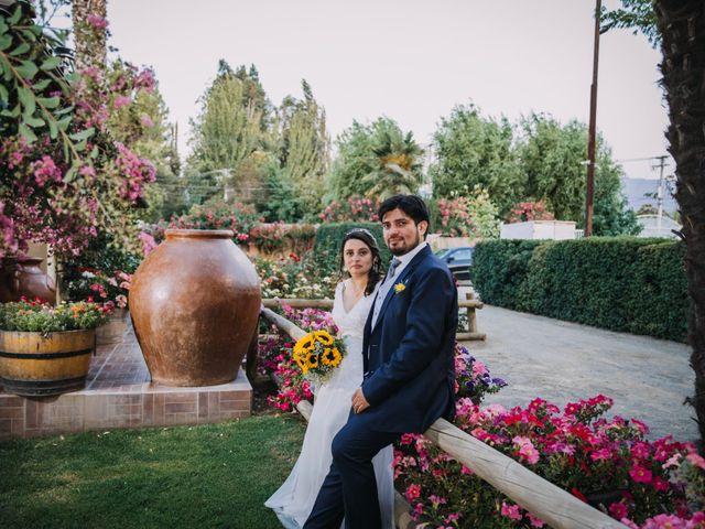 El matrimonio de Pamela y Félix en Graneros, Cachapoal 46