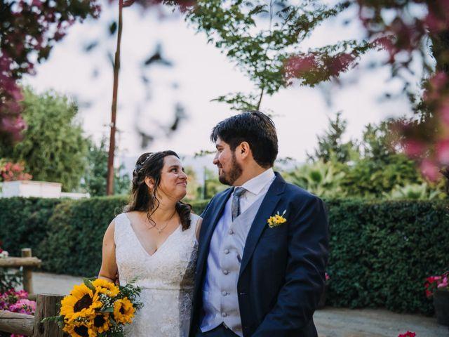 El matrimonio de Pamela y Félix en Graneros, Cachapoal 47