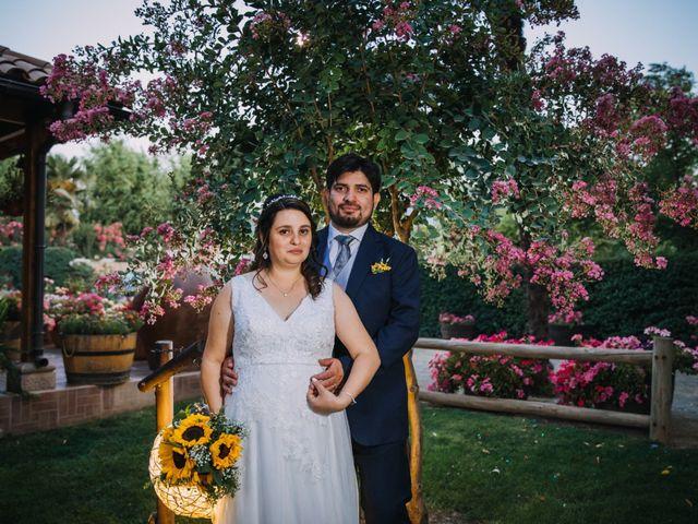 El matrimonio de Pamela y Félix en Graneros, Cachapoal 48