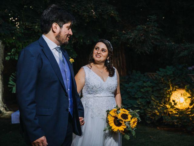 El matrimonio de Pamela y Félix en Graneros, Cachapoal 52