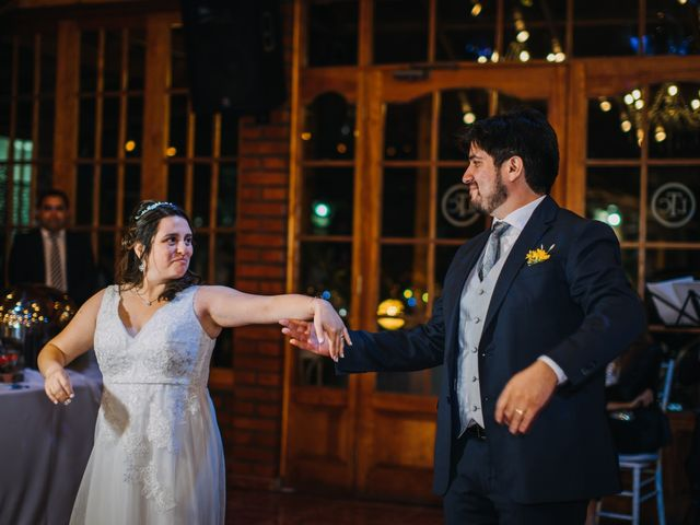 El matrimonio de Pamela y Félix en Graneros, Cachapoal 54