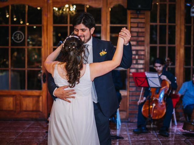 El matrimonio de Pamela y Félix en Graneros, Cachapoal 55